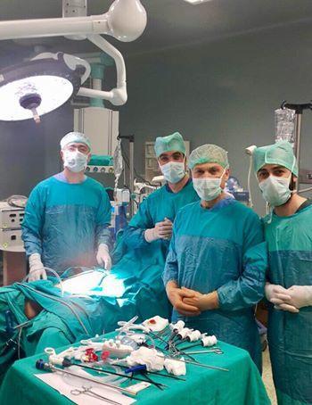 Ankara Laparaskopi ve Histeroskopi Kursu. 14 15 Nisan