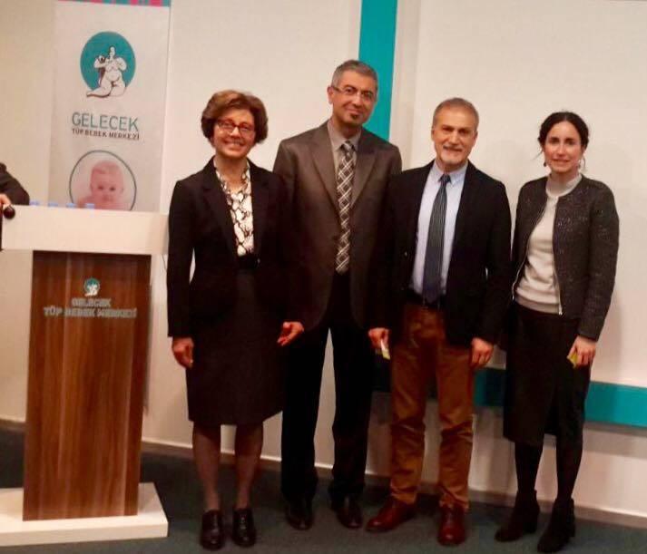 Gelecek Tüp Bebek Merkezi aylık toplantısı. Antalya 1