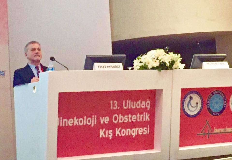 Uludağ Jinekoloji ve Obstetrik Kongresi 1