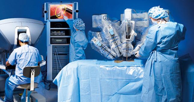 Robotik Cerrahi İle Miyom Ameliyatı